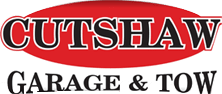Cutshaw Garage & Tow Logo